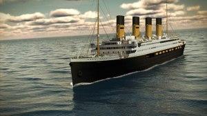 Titanic-Exterior