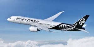 Air New Zealand is getting the next model of the plane, the 787-9, a stretched version with greater range and passenger capacity than the 787-8.