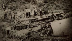 DISASTER: The drama of Tangiwai continues to resonate, its timing on Christmas Eve making it all the more poignant.