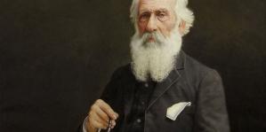 Scottish doctor Sir John Logan Campbell, as painted by artist Louis John Steele